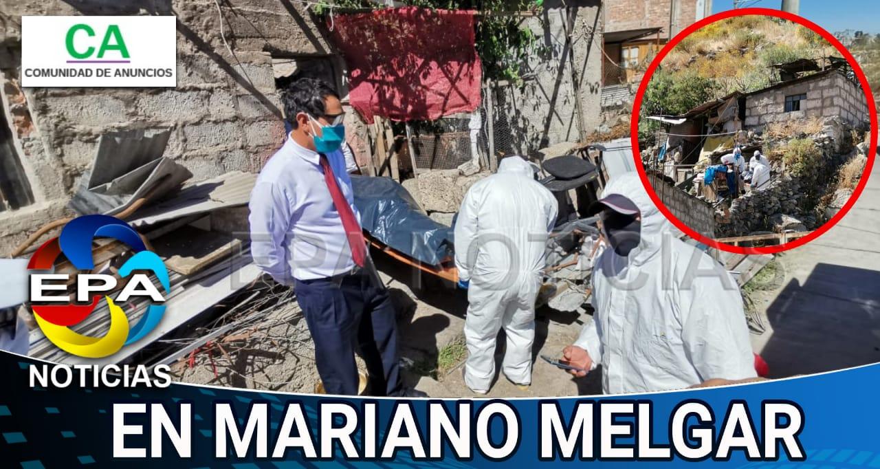 Muerte en Mariano Melgar