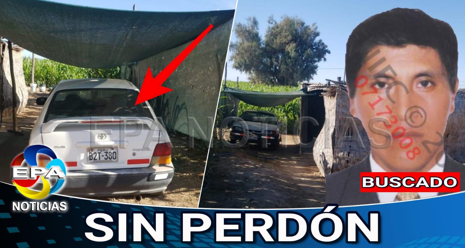 Arequipa. Buscan a obrero por crimen de su hija que fue abandonada en su auto.