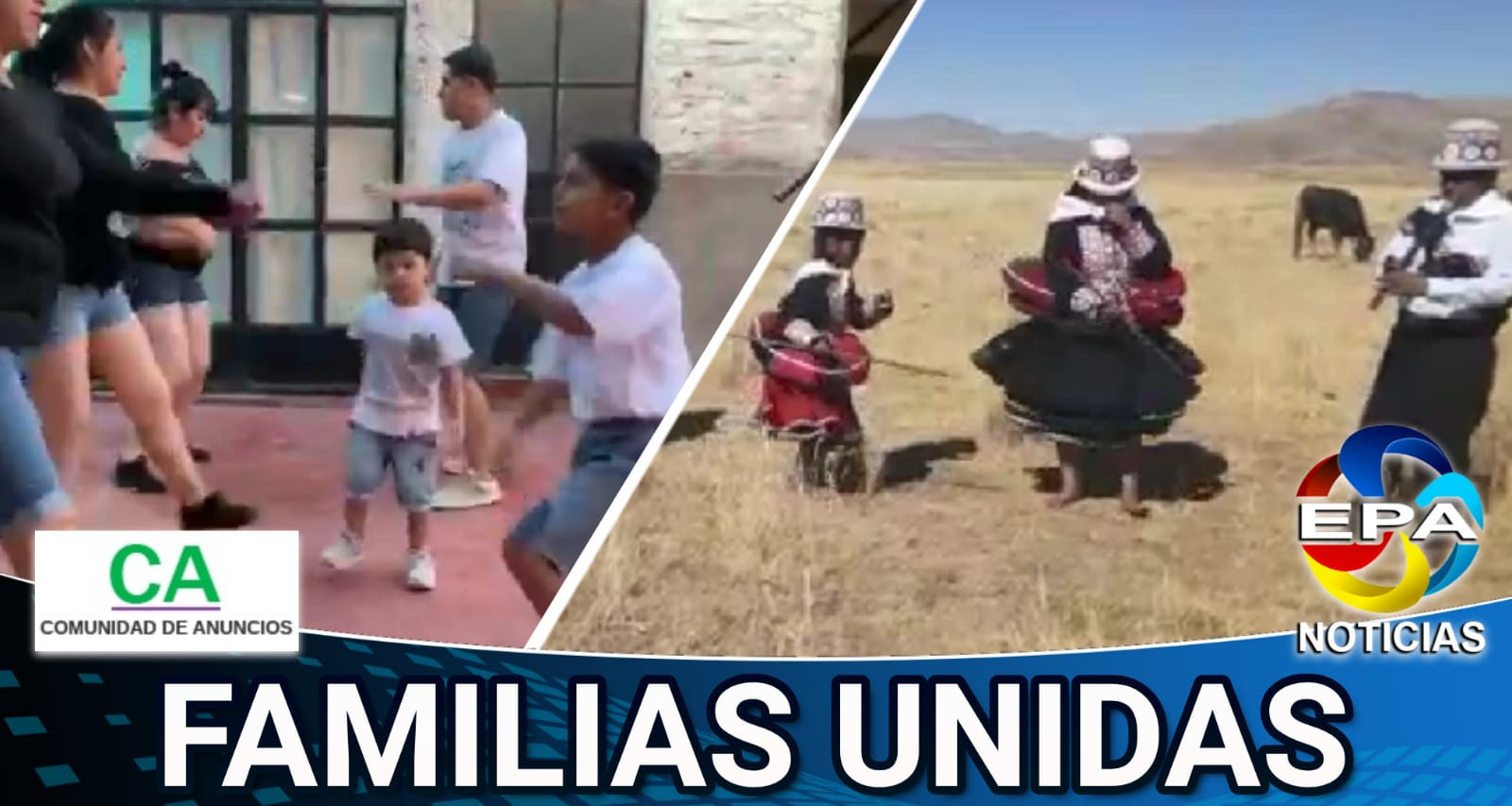 Arequipa. Familias unidas ante la pandemia