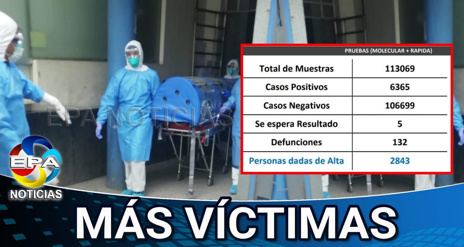 Arequipa. Otras cinco personas murieron en la región por COVID-19