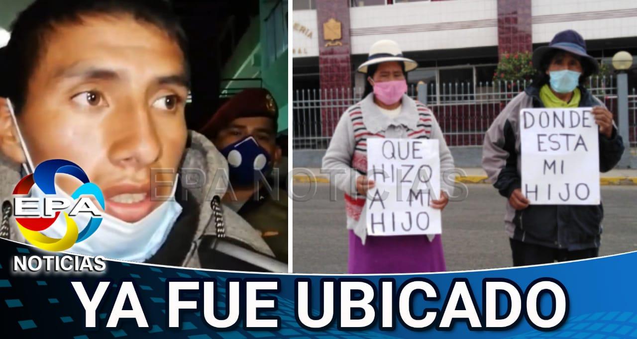 Tacna. Soldado fue ubicado en Toque de Queda