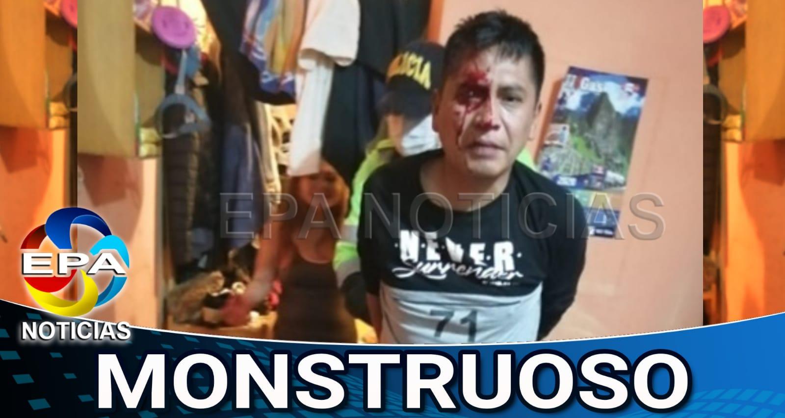 Tacna. Sujeto recibió una golpiza luego de ser acusado de abusar a un niño